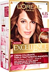 L'Oreal Excellence Hair Protection Crème Light Amber no.6.35