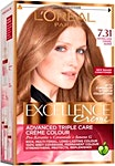 L'Oreal Excellence Hair Protection Crème Caramel Blond no.7.31