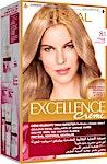 L'Oreal Excellence Hair Protection Crème Light Ash Blond no.8.1