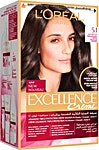 L'Oreal Excellence Hair Protection Crème Profound Light Brown no.5.1