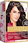 L'Oreal Excellence Hair Protection Crème Profound Brown no.4.1