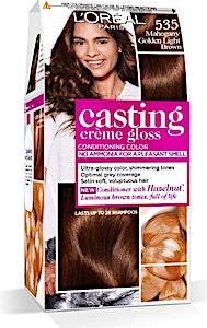 L'Oreal Casting Crème Gloss Mahogany Golden Light Brown no.5.3.5