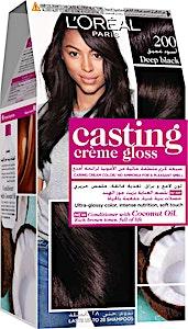L'Oreal Casting Crème Gloss Deep Black no.2.00