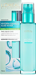 L'Oreal Hydra Genius Aloe Water Normal To Combination Skin 70 ml