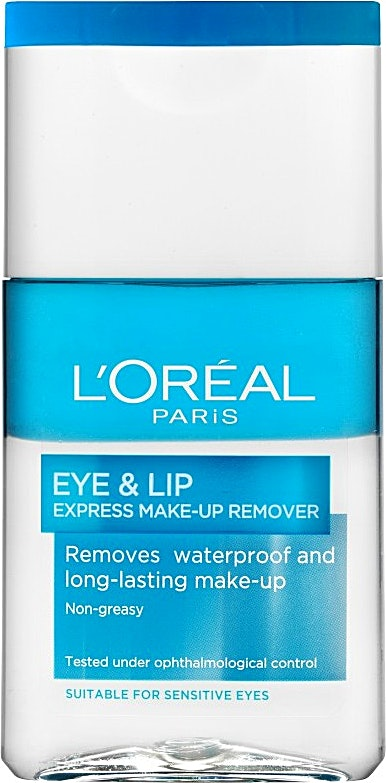 L'Oreal Make-Up Remover For Eyes & Lips 125 ml