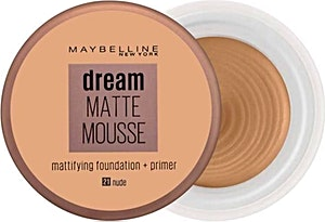 Maybelline Dream Matte Mousse Nude no.21