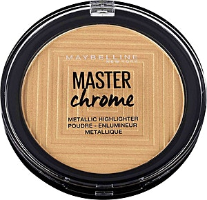 Maybelline Metallic HighLighter Pouder Molten Gold no.100