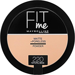 Maybelline Fit Me Matte & Poreless Powder Natural Beige no.220