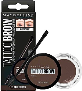 Maybelline Tattoo Brow Lasting Color Pomade dark Brown no.05