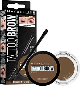 Maybelline Tattoo Brow Lasting Color Pomade Medium Brown no.03