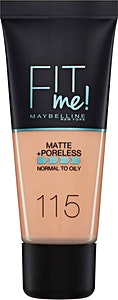 Maybelline Fit Me Liquid Foundation Ivory no.115