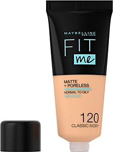 Maybelline Fit Me Liquid Foundation Classic Ivory Beige Rose no.120