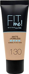 Maybelline Fit Me Liquid Foundation Buff Beige no.130