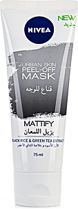 Nivea Peel-Off Mask Mattify 75 ml