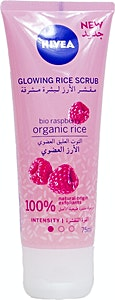 Nivea Smoothing Rice Scrub with Raspberry 75ml