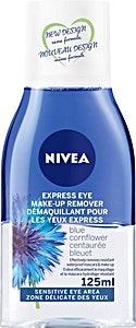 Nivea  Double Effect WaterProof Eye Make-Up Remover 125 ml
