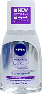 Nivea Micellar Water All In 1 Make-Up Remover 100 ml