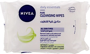 Nivea Cleansing Wipes For All Skin Types 25's