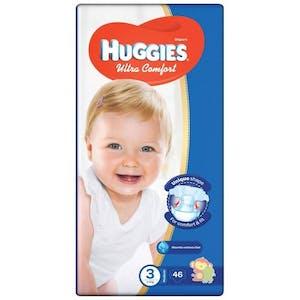 Huggies Jumbo 3 (6-11kg) 42's
