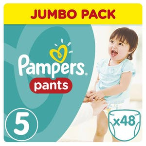 Pampers Pants 5 48's