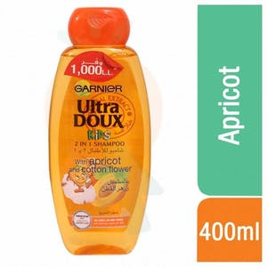 Ultra Doux Kids Apricot & Cotton Flower 400 ml