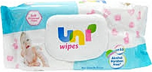 Uni Baby Wipes 90's