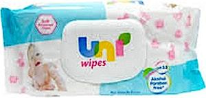 Uni Baby Sensitive Wipes 56's