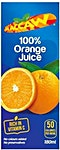 Maccaw Orange Juice 180 ml