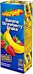 Maccaw Banana Strawberry Shake 200 ml
