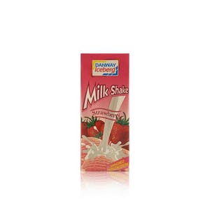 Danish Iceberg Milk Shake Strawberry 225 ml