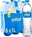 Sohat Water 1 L - Pack of 6