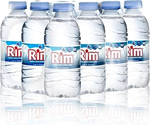 Rim Mineral Water 0.33 L - Pack of 12
