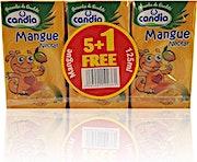 Candia Mango 125 ml - Pack of 6