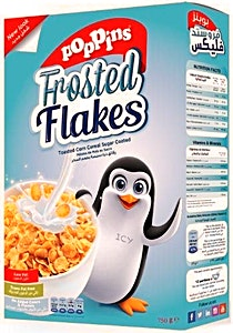 Poppins Frosted Flakes 600 g