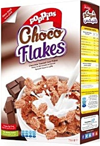 Poppins Choco Flakes 600 g