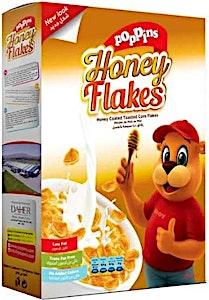 Poppins Honey Flakes 600 g