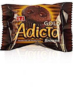 Adicto Brownie Chocolate Cake 36 g