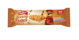 Poppins Honey Flakes Cereal Bar 25 g