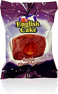 English Cake Double Chocolate 40 g