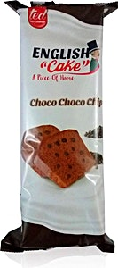 English Cake Choco Choco Chips 500 g