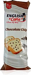 English Cake Chocolate Chips 500 g
