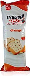 English Cake Orange 500 g