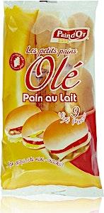 Paind'Or Pain au Lait 9's