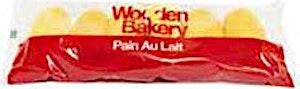 Wooden Bakery Pain Au Lait 170 g