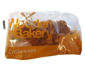 Wooden Bakery Croissant Cheese 85 g
