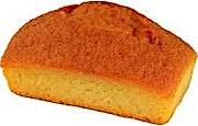 Wooden Bakery Small Cake Vanilla 50 g