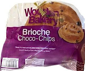 Wooden Bakery Brioche Choco Chips 70 g