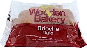 Wooden Bakery Brioche Date 95 g