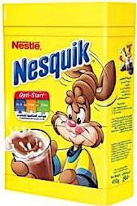 Nesquik Chocolate Powder 450 g
