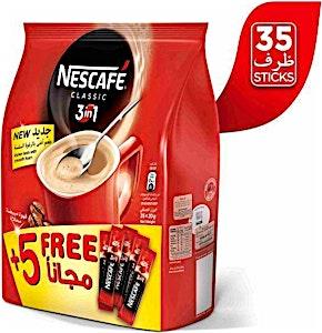 Nescafe 3 in 1 Classic 30's + 5's x 20 g